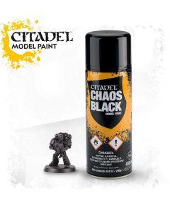Citadel Chaos Black Spray