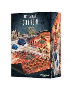 Warhammer 40k: Battle Mat: City Ruin