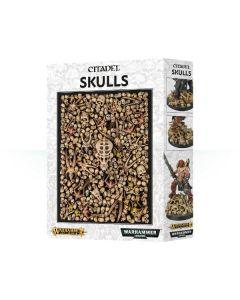 Warhammer: Citadel Skulls