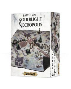Warhammer AoS: Soulblight Necropolis Battle Mat
