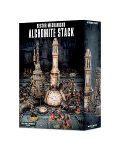 Warhammer 40k: Sector Mechanicus: Alchomite Stack