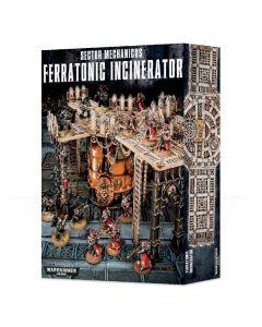 Warhammer 40k: Sector Mechanicus: Ferratonic Incinerator