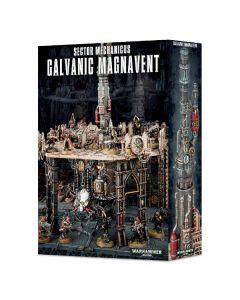 Warhammer 40k: Sector Mechanicus Galvanic Magnavent