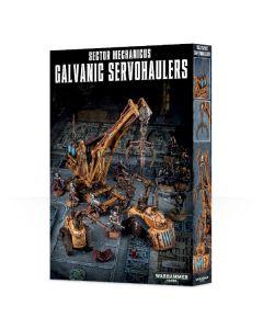 Warhammer 40k: Sector Mechanicus: Galvanic Servohaulers
