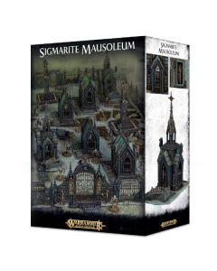 Warhammer AoS: Sigmarite Mausoleum