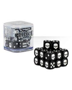 Citadel 12mm Dice Cube - Black