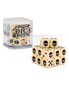 Citadel 12mm Dice Cube - Bone