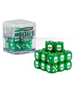 Citadel 12mm Dice Cube - Green