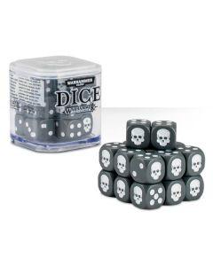 Citadel 12mm Dice Cube - Grey