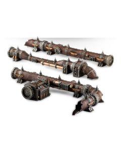 Warhammer 40k: Promethium Relay Pipes