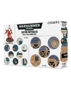 Warhammer 40k: Sector Imperialis: 25 & 40mm Round Bases