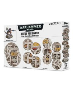Warhammer 40k: Sector Mechanicus: Industrial Bases