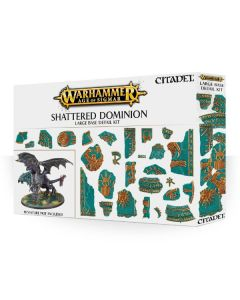 Warhammer AoS: Shattered Dominion Large Base Detail Kit