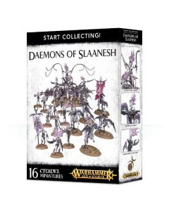 Warhammer AoS: Start Collecting! Daemons of Slaanesh