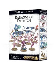 Warhammer AoS: Start Collecting! Daemons of Tzeentch
