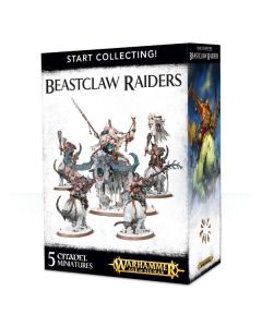 Warhammer AoS: Start Collecting! Beastclaw Raiders