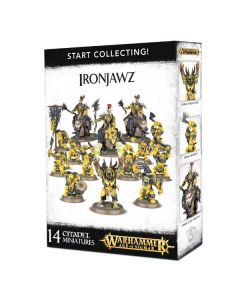 Warhammer Age of Sigmar: Start Collecting! Ironjawz