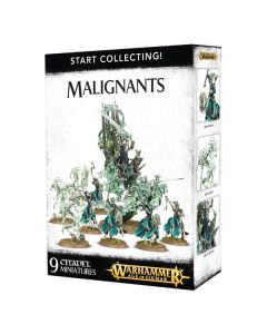Warhammer Age of Sigmar: Start Collecting! Malignants