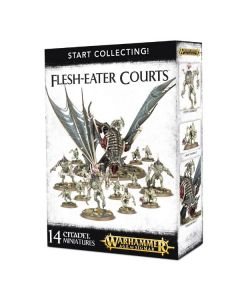 Warhammer Age of Sigmar: Start Collecting! Flesh-Eater Courts