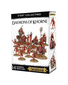 Warhammer Age of Sigmar: Start Collecting! Khorne Bloodbound