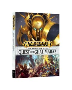 Warhammer AoS: The Realmgate Wars: Quest For Ghal Maraz