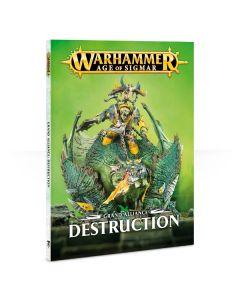Warhammer AoS: Grand Alliance: Destruction