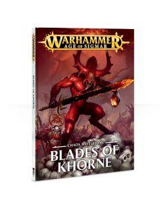 Warhammer AoS: Battletome: Blades of Khorne