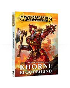 Warhammer AoS: Battletome: Khorne Bloodbound