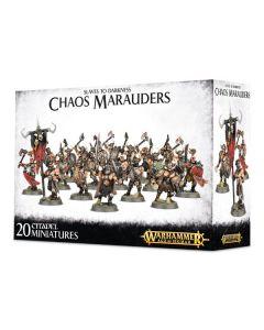 Warhammer AoS: Slaves to Darkness: Chaos Marauders