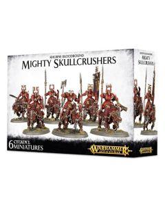 Warhammer AoS: Khorne Bloodbound: Mighty Skullcrushers