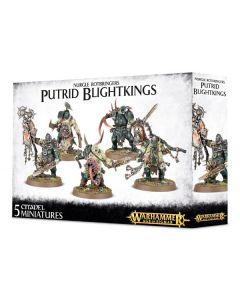 Warhammer AoS: Putrid Blightkings