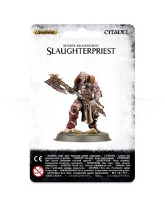 Warhammer AoS: Khorne Bloodbound: Slaughterpriest