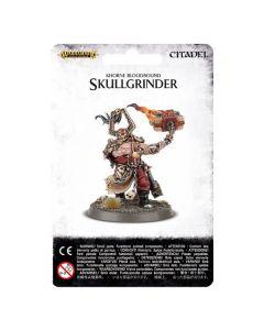 Warhammer AoS: Khorne Bloodbound: Skullgrinder