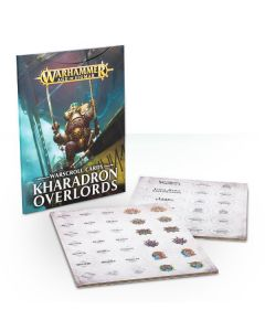 Warhammer AoS: Kharadron Overlords: Warscroll Cards