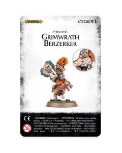Warhammer AoS: Fyreslayers: Grimwrath Berzerker