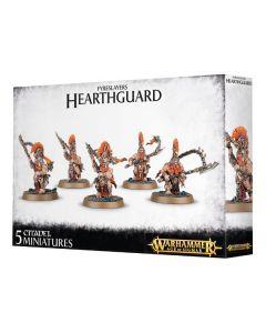 Warhammer AoS: Fyreslayers: Hearthguard
