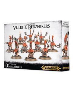 Warhammer AoS: Fyreslayers: Vulkite Berzerkers