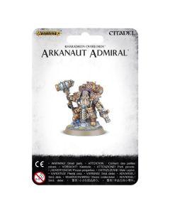 Warhammer AoS: Kharadron Overlords: Arkanaut Admiral