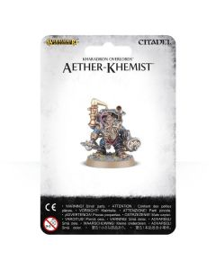 Warhammer AoS: Kharadron Overlords: Aether-Khemist