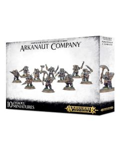 Warhammer AoS: Kharadron Overlords: Arkanaut Company