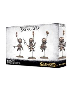 Warhammer AoS: Kharadron Overlords: Skyriggers