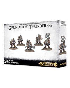 Warhammer AoS: Kharadron Overlords: Grundstok Thunderers