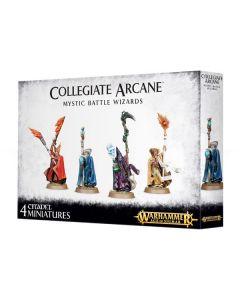 Warhammer AoS: Collegiate Arcane Mystic Battle Wizards