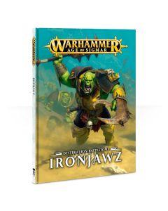 Warhammer AoS: Battletome: Ironjawz