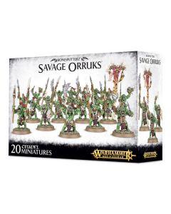 Warhammer AoS: Bonesplitterz: Savage Orruks