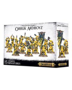 Warhammer AoS: Ironjawz: Orruk Ardboys