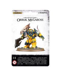 Warhammer AoS: Ironjawz: Orruk Megaboss