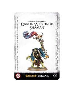 Warhammer AoS: Ironjawz: Orruk Weirdnob Shaman
