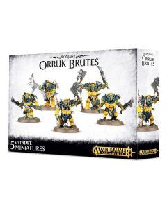 Warhammer AoS: Ironjawz: Orruk Brutes