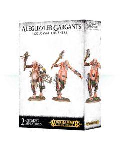 Warhammer AoS: Aleguzzler Gargants Colossal Crushers